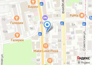 Компания «Аптека 36.6» на карте