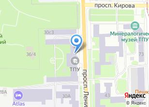 Компания «Профсоюзная организация студентов и аспирантов» на карте