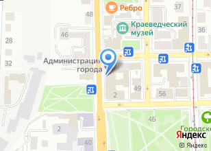 Компания «Единое окно» на карте