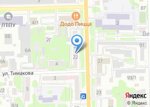 Компания «Дыхание вока» на карте