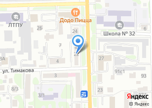 Компания «Сано» на карте