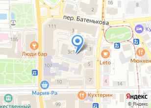 Компания «Томский центр по гидрометеорологии и мониторингу окружающей среды» на карте