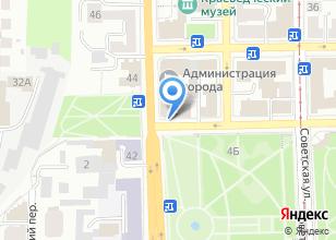 Компания «Сибирское бистро» на карте