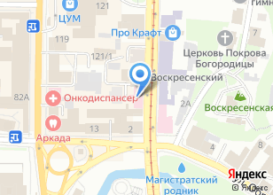 Компания «Муниципальная аптечная сеть УМП Томскфармация» на карте