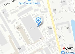 Компания «Luxor» на карте