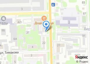 Компания «Айцентр» на карте