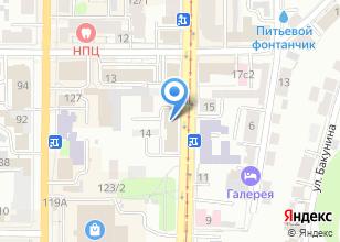 Компания «Управление по делам молодежи» на карте
