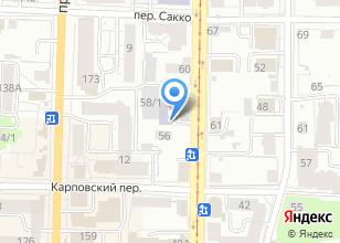 Компания «Nice Guys Promotion» на карте