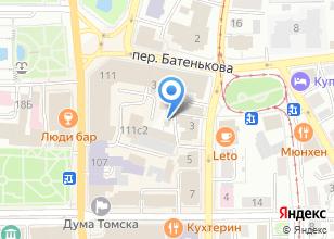 Компания «Справедливая Россия политическая партия» на карте