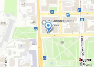 Компания «Петруshка» на карте