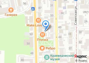 Компания «МастерофЪ» на карте