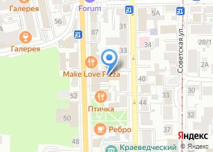 Компания «Аваджей» на карте