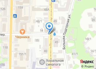 Компания «Бесплатный реабилитационный центр Ветер Перемен+» на карте