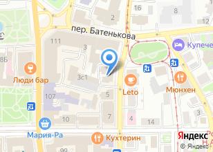 Компания «Сибирский НИИ сельского хозяйства и торфа Россельхозакадемии» на карте