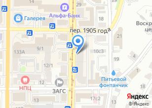 Компания «ФИЛОСОФИЯ КРАСОТЫ» на карте
