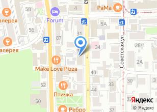 Компания «Сибирская коммерческая компания» на карте