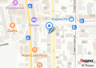 Компания «Дедушкин Рубанок» на карте