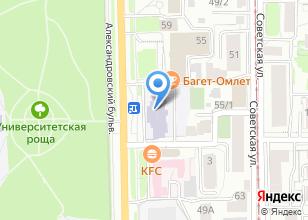 Компания «Аптечный магазин» на карте