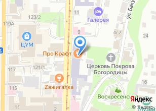 Компания «Espresto» на карте