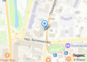Компания «ТомскТрансМет» на карте