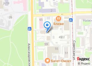 Компания «АртПари» на карте