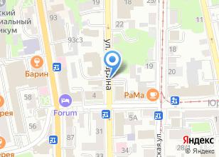 Компания «Beauty-Center Татьяны Рязановой» на карте