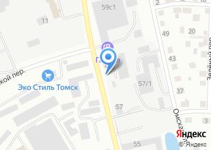 Компания «4TOCHKI» на карте