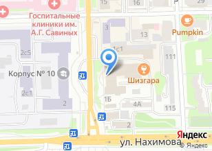 Компания «Здрава Лавка» на карте