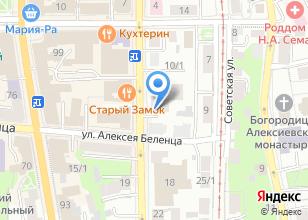 Компания «Эфирный Дом» на карте