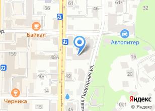 Компания «Made in Siberia» на карте