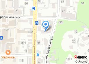 Компания «Ridiger Visage Studio» на карте