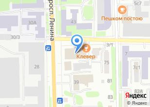 Компания «Модуль-Томск» на карте