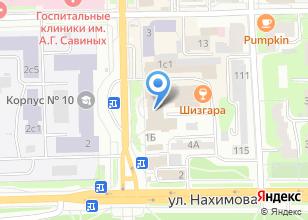 Компания «ЗАПСИБ АЙТИ» на карте