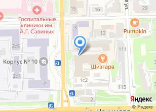 Компания «Столяр-мастер» на карте