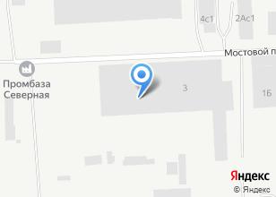 Компания «Сибметснаб» на карте