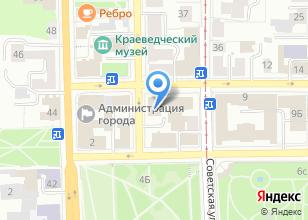 Компания «Кладовая здоровья» на карте