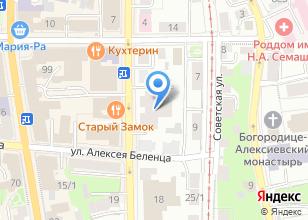 Компания «АйТиГруп» на карте