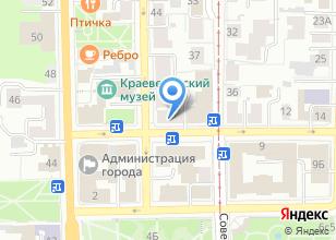 Компания «ОтиДо» на карте