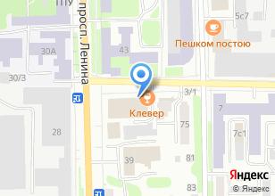 Компания «ЭНDОРФИН» на карте