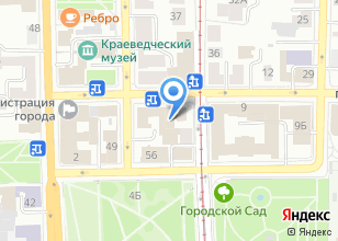 Компания «Мебель-Стиль» на карте