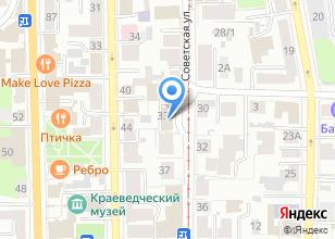 Компания «Прасковья» на карте