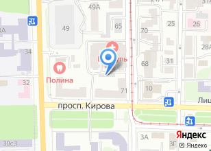 Компания «Autonew-service» на карте
