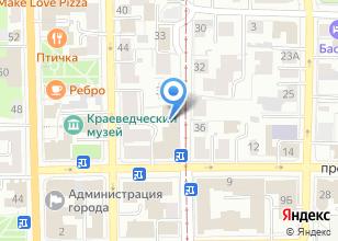 Компания «Лаундж» на карте