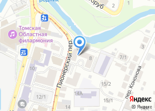 Компания «Акведук-Софт» на карте