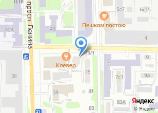 Компания «Графика М» на карте