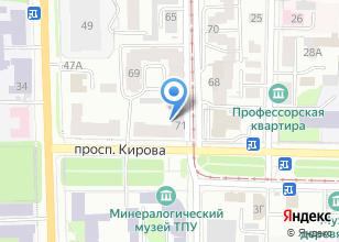 Компания «Афалина» на карте
