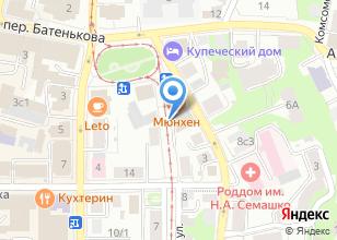 Компания «Sweet Studio» на карте