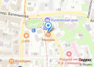 Компания «СибНефтеКарт, ЗАО» на карте