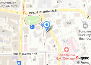 Компания «Клининг ПРО» на карте
