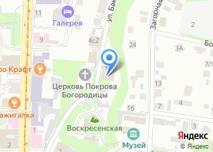 Компания «Мой малыш» на карте